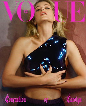 Vogue Cs Cover
