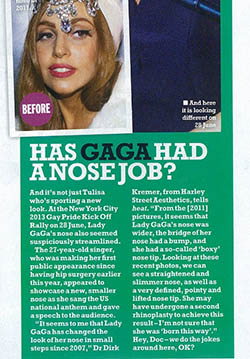 Heat Magazine 09 Gaga Small cover